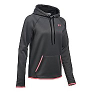 Womens Under Armour Storm Fleece Icon Hoodie & Sweatshirts Technical Tops