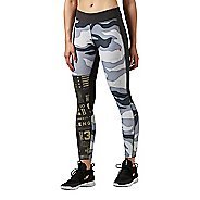 Womens Reebok Elite Tights & Leggings Pants