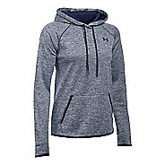 Womens Under Armour Storm Fleece Icon - Twist Hoodie & Sweatshirts Technical Tops