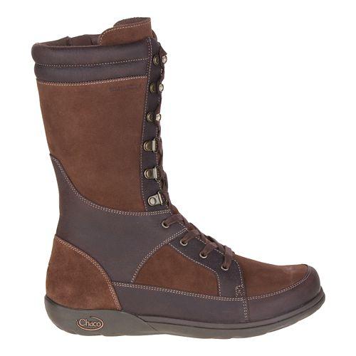 Womens Chaco Lodge Waterproof Casual Shoe - Black 11