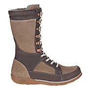Womens Chaco Lodge Waterproof Casual Shoe - Fossil 9