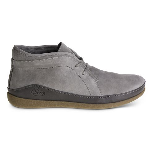 Womens Chaco Pineland Chukka Casual Shoe - Nickel Grey 9