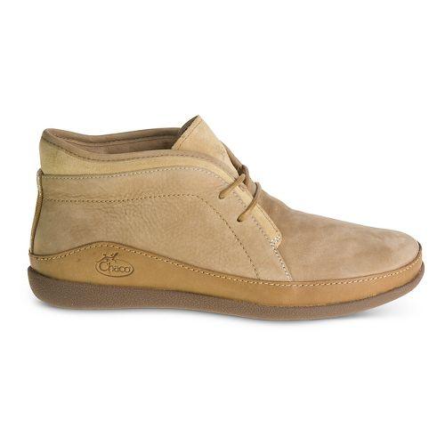 Womens Chaco Pineland Chukka Casual Shoe - Bone Brown 10