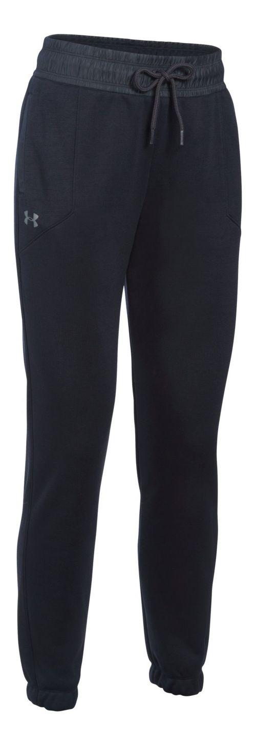 Womens Under Armour Swacket Pants - Black L