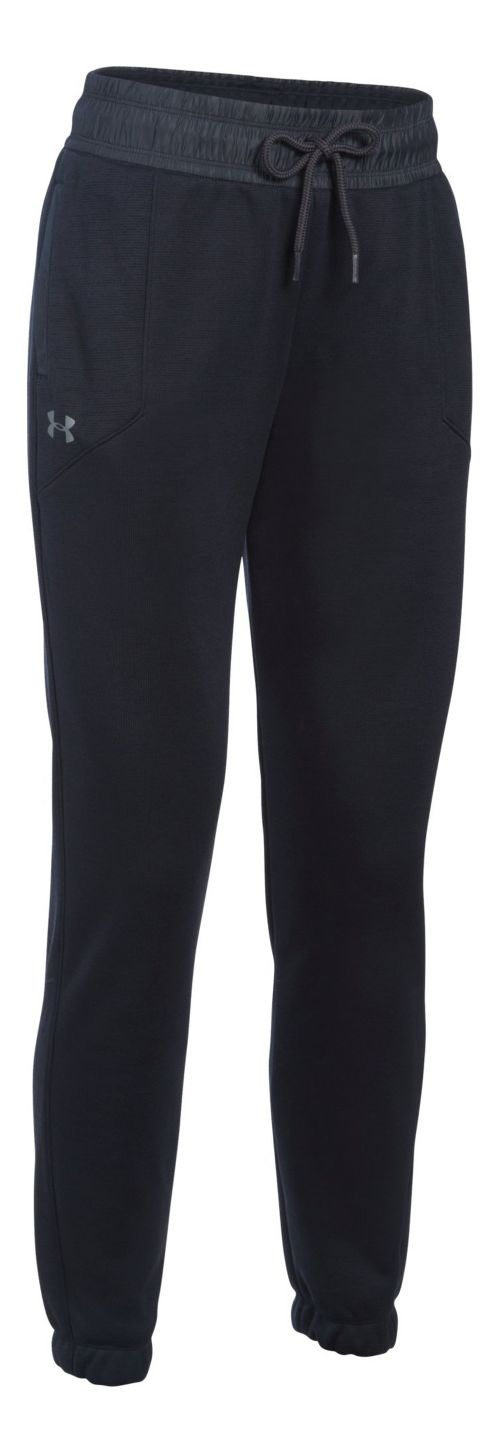 Womens Under Armour Swacket Pants - Black S