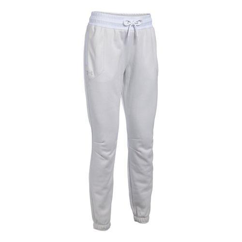 Womens Under Armour Swacket Pants - Glacier Grey L