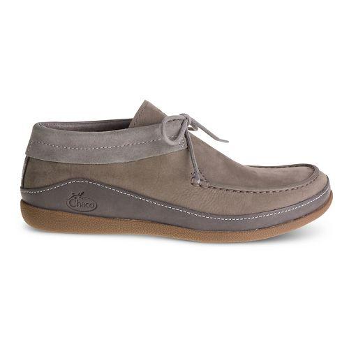 Womens Chaco Pineland Moc Casual Shoe - Nickel Grey 8