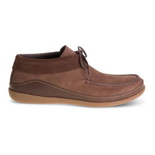 Womens Chaco Pineland Moc Casual Shoe - Pinecone Brown 11