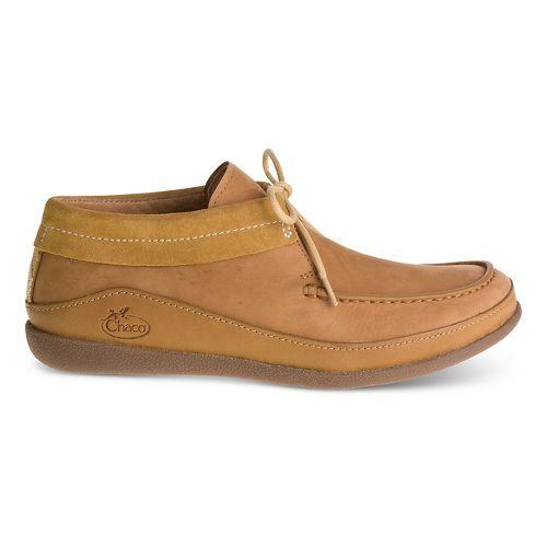 Womens Chaco Pineland Moc Casual Shoe - Bone Brown 10.5