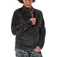 Womens Skirt Sports Double Take Reversible Jacket Half-Zips & Hoodies Technical Tops