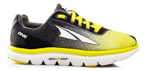 Kids Altra One Jr. Running Shoe - Hornet 2.5Y