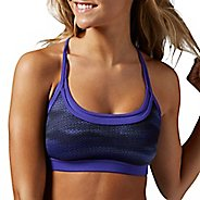 Womens Reebok WOR Short AOP Mesh Everyday Bras