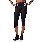 Womens Reebok Work Out Ready Program Capris Pants