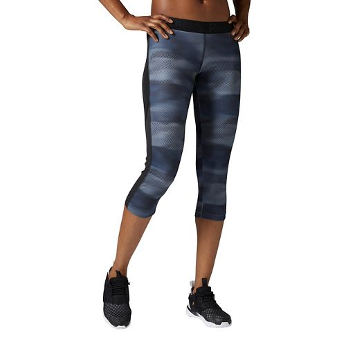 Women's Reebok�Workout Ready All Over Print Capri