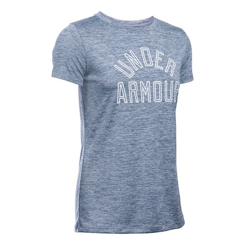 Women's Under Armour�Tech Short Sleeve Crew Twist Graphic