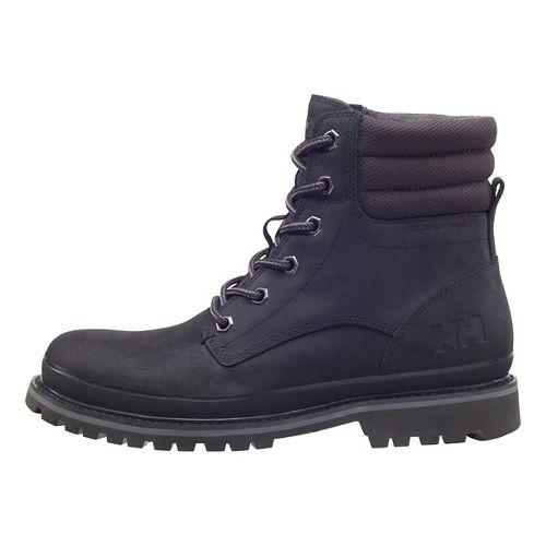 Mens Helly Hansen Gataga Casual Shoe - Jet Black/Charcoal 9