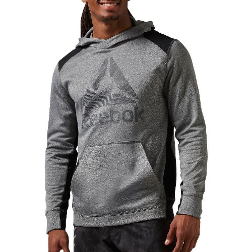 Men's Reebok�Workout Ready Warm Poly Fleece Over the