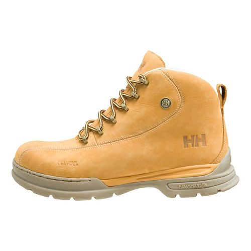 Mens Helly Hansen Berthed 3 Casual Shoe - New Wheat/Grey 9