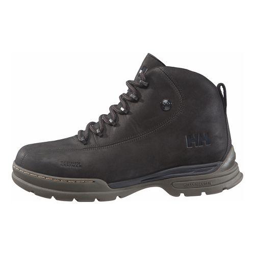 Mens Helly Hansen Berthed 3 Casual Shoe - Jet Black/Espresso 8.5