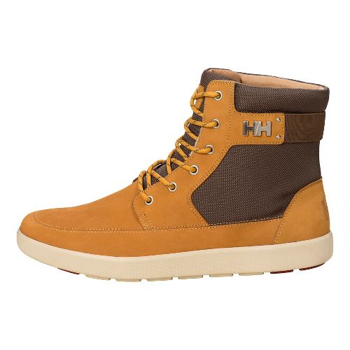 Mens Helly Hansen Stockholm Casual Shoe - New Wheat/Bungee 10