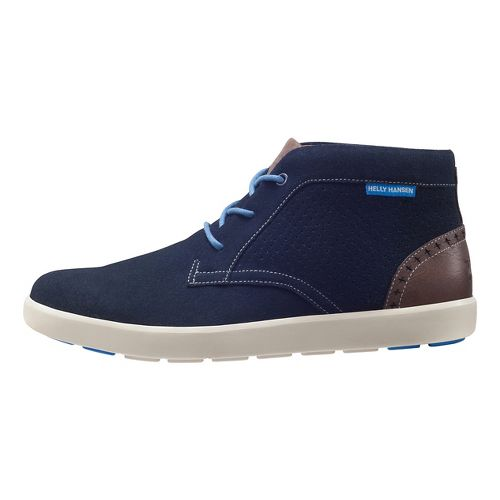 Mens Helly Hansen Vigeland Casual Shoe - Evening Blue/Earth 8