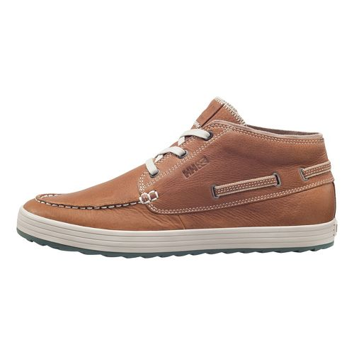 Mens Helly Hansen Vorse Mid 2 Casual Shoe - Brown Sugar/Natural 9