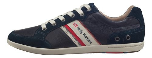 Mens Helly Hansen Kordel Leather Casual Shoe - Navy/Natural/Sperry 11.5