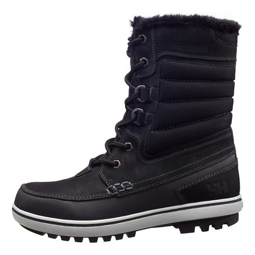 Mens Helly Hansen Garibaldi 2 Casual Shoe - Jet Black/Ash Grey 10.5