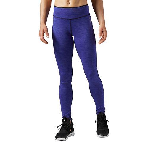 Mens Reebok One Series Advantage Lightweight Knit Pants - Black XL