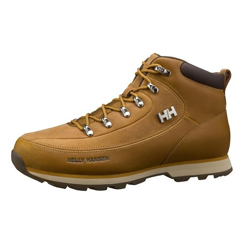 Mens Helly Hansen The Forester Casual Shoe - Bone Brown/Walnut 9