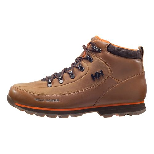 Mens Helly Hansen The Forester Casual Shoe - Tobacco Brown 11
