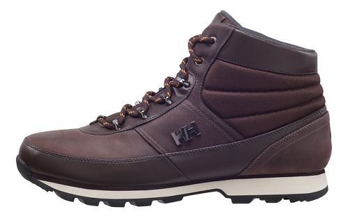 Mens Helly Hansen Woodlands Casual Shoe - Coffee Bean/Natural 11.5