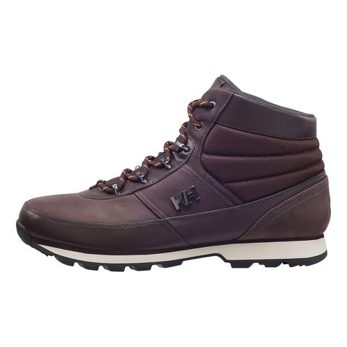 Mens Helly Hansen Woodlands Casual Shoe - Coffee Bean/Natural 9