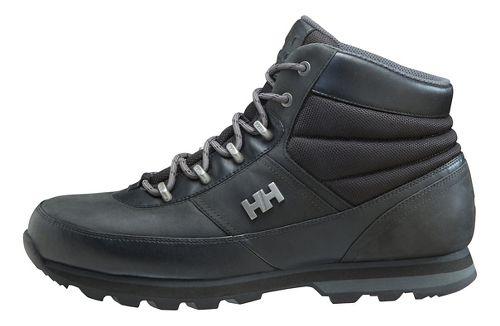 Mens Helly Hansen Woodlands Casual Shoe - Black/Ebony 10.5