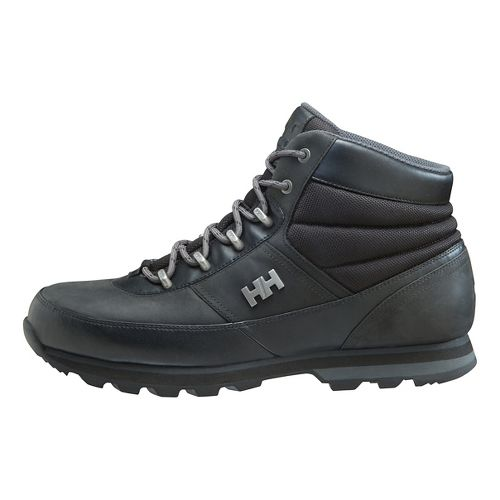 Mens Helly Hansen Woodlands Casual Shoe - Black/Ebony 11.5