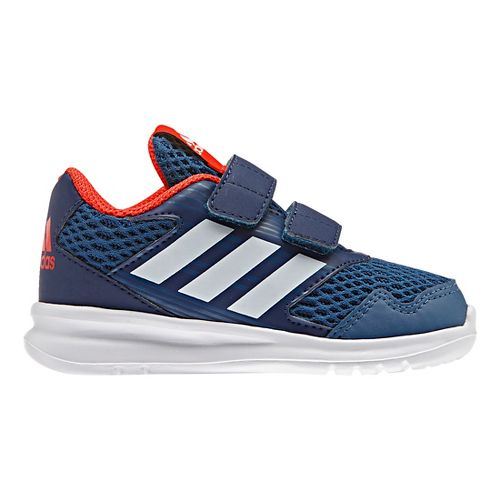 Kids adidas Altarun CF I Running Shoe - Navy/White 5C