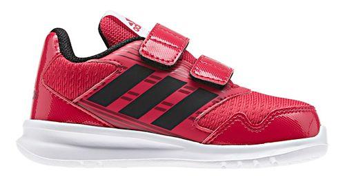 Kids adidas Altarun CF I Running Shoe - Pink/White 9C