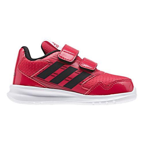Kids adidas Altarun CF I Running Shoe - Pink/White 8C