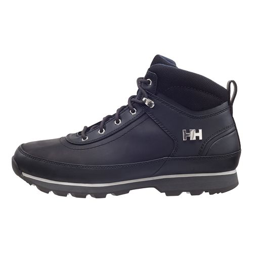 Mens Helly Hansen Calgary Casual Shoe - Jet Black/Ebony 12