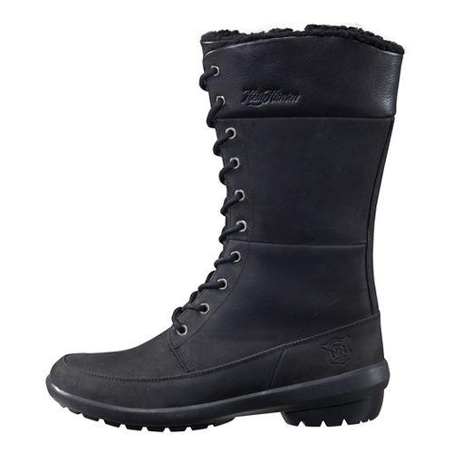 Womens Helly Hansen Louise Casual Shoe - Black/Black Gum 7.5