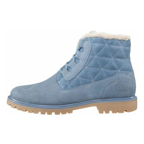 Womens Helly Hansen Vega Casual Shoe - Arctic Grey/Natural 8.5