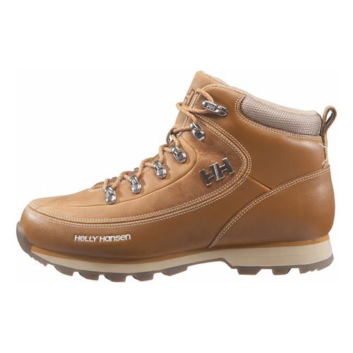 Womens Helly Hansen The Forester Casual Shoe - Bone Brown/Incense 9.5