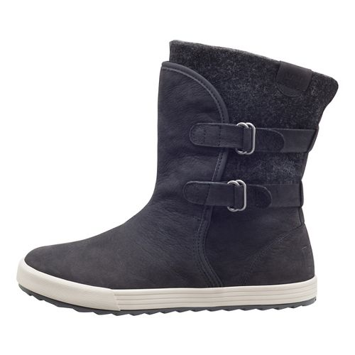 Womens Helly Hansen Maria Casual Shoe - Black/Natural/Ebony 8.5