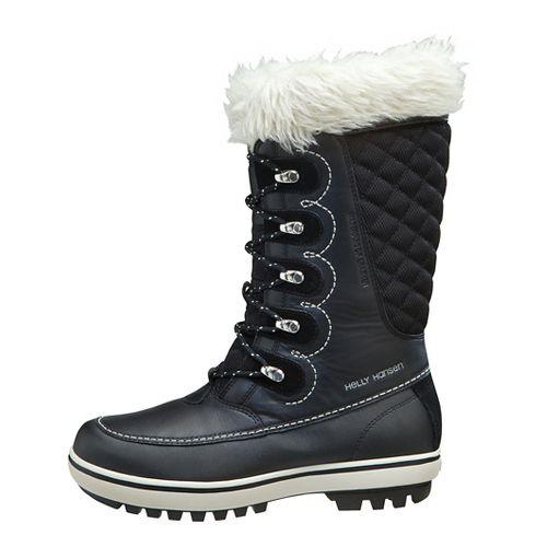 Womens Helly Hansen Garibaldi Casual Shoe - Black/Natural/Grey 5.5