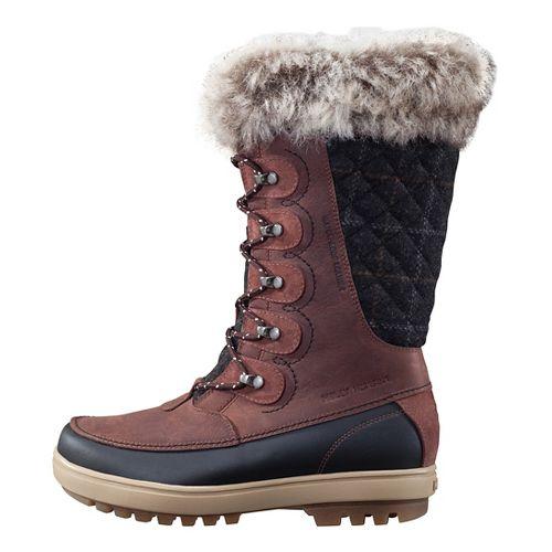 Womens Helly Hansen Garibaldi VL Casual Shoe - Brunette/Black/Ebony 6.5