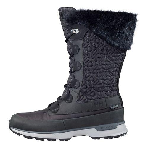 Womens Helly Hansen Snowbird HT Casual Shoe - Jet Black/Ebony/Grey 7