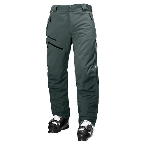 Mens Helly Hansen Odin Vertical Pants - Rock S