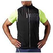 Mens Reebok One Series Running Lightweight Warmth Vests Jackets