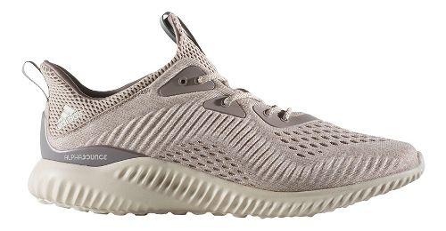 Mens adidas AlphaBounce EM Running Shoe - Tech Earth/Brown 9.5