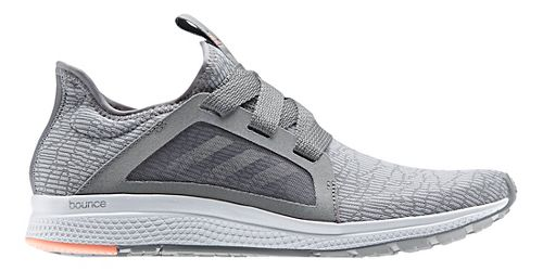 Womens adidas Edge Lux Running Shoe - Grey/White 10